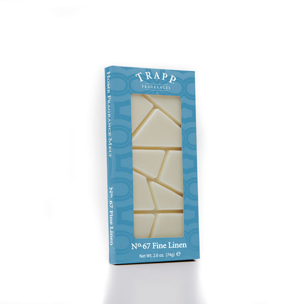 No. 67 Fine Linen Home Fragrance Melt