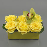 Yellow Rose Pave