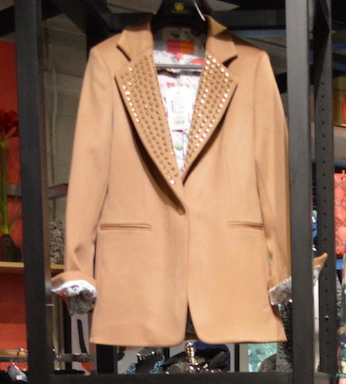 Vilagallo Rock Star Blazer