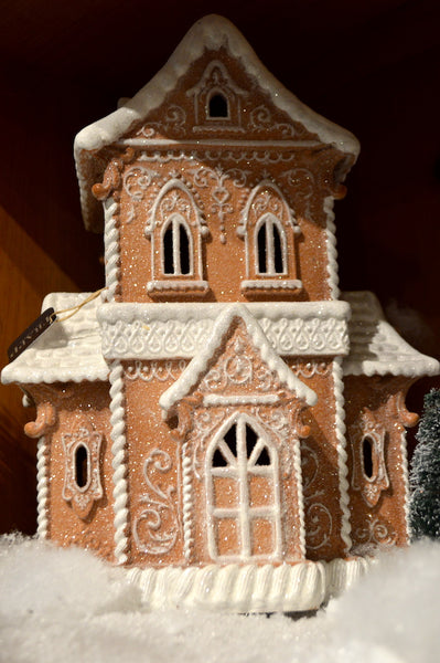 Gingerbread House Natural
