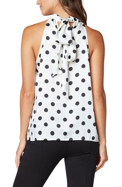 Liverpool Polka Dot Top