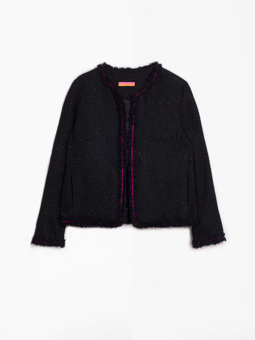 Vilagallo Mila Jacket Black Paris