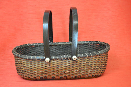 Basket Oblong Natural