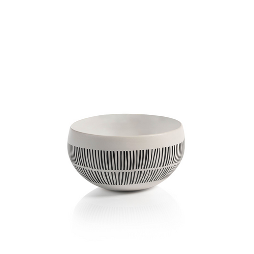 Zodax Portofino Ceramic Small Bowl