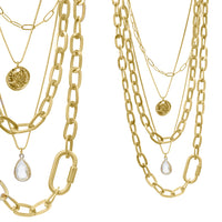 J0181020E 5in1 NECKLACE SET