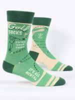 B01 Socks Z MEN'S 813- Golf men's