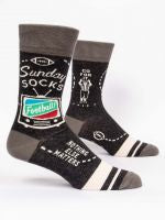 B01 Socks Z MEN'S 814 Sunday