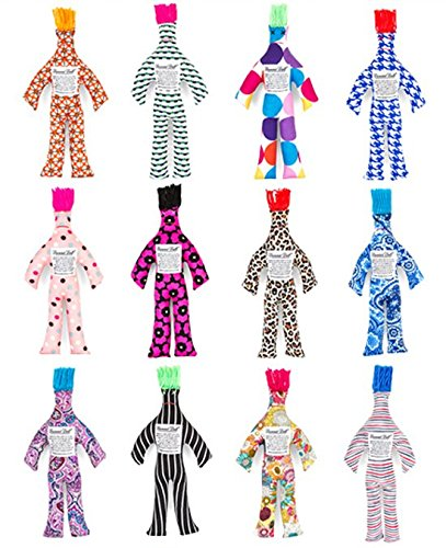 D06 MIXED PATTERN DAMMIT DOLLS