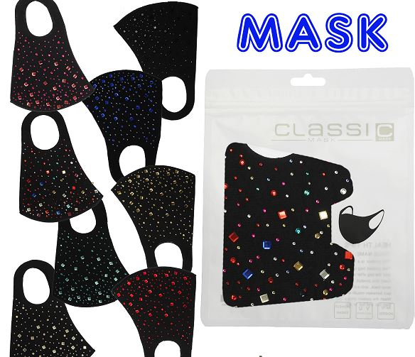 MASK BLING FASHION