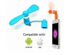 MILA SMART PHONE FAN