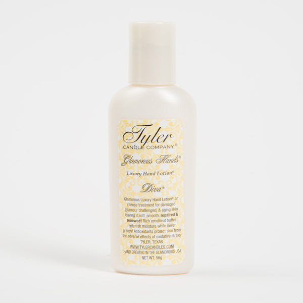 Diva hand lotion 2oz.
