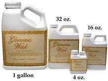 TYLER Glam Wash 3.78L, (1 GALLON)