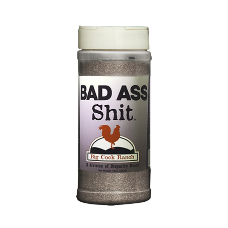 B04 SEASONING BAD ASS SHIT