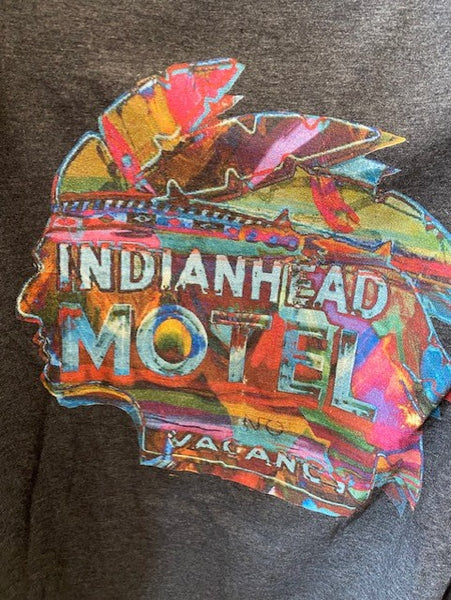 J091967 INDIAN HEAD MOTEL TEE