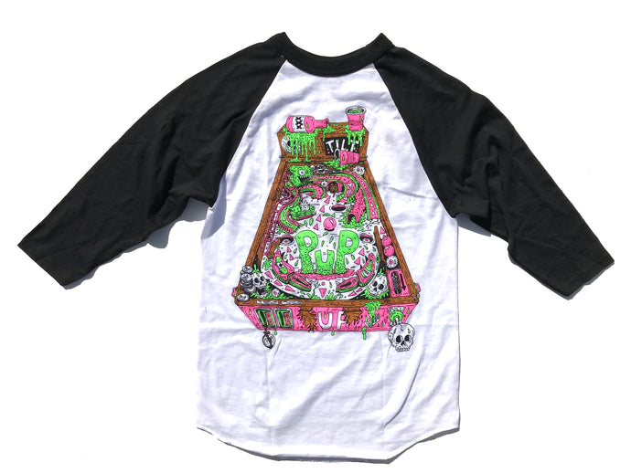 PINBALL BASEBALL SHIRT