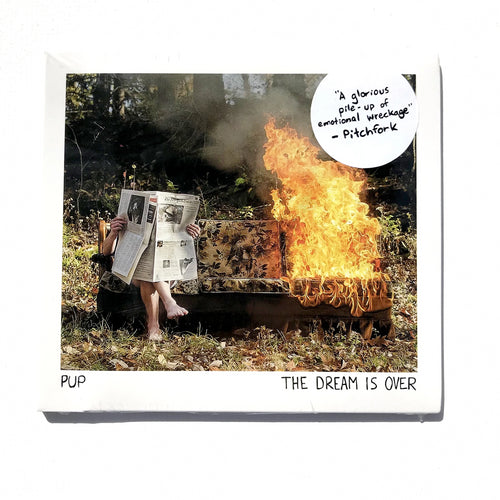 PUP THE DREAM IS OVER CD