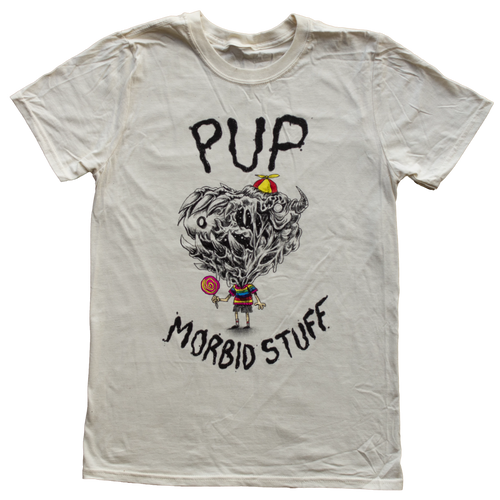 MORBID STUFF MONSTER KID T-SHIRT