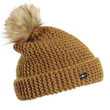 Turtle Fur Merino Wool Saulire Pom Hat