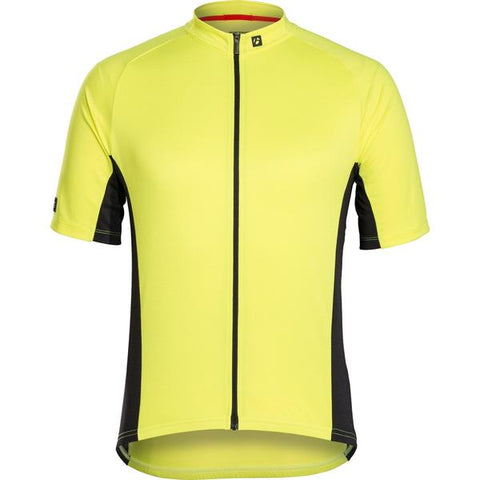 Bontrager Solstice Jersey - Visible Yellow