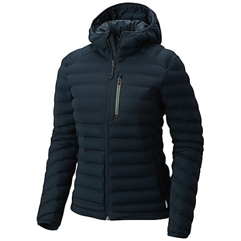 Mountain Hardwear W's Stretchdown Hooded Jacket