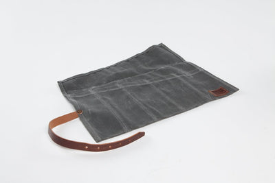 Bradley Mountain Tool Roll - Charcoal