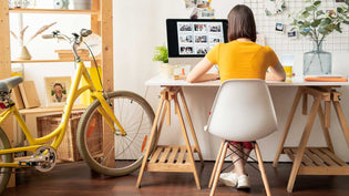 Working From Home? Spruce up Your Set up With These Fun Ideas