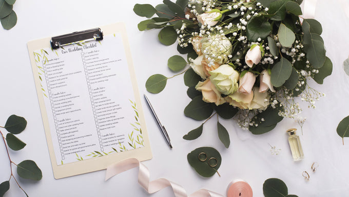 What to Do If Your Wedding or Party is Postponed