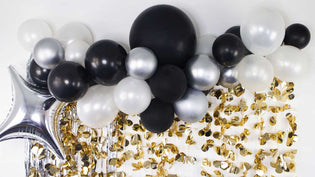 Easy Balloon Garland Backdrop DIY Tutorial for Your Party