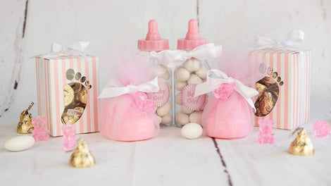 Baby Girl Shower Favor Ideas