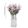 12 Pink Silk Baby Breath Stems Artificial Flowers DIY Wedding Centerpieces