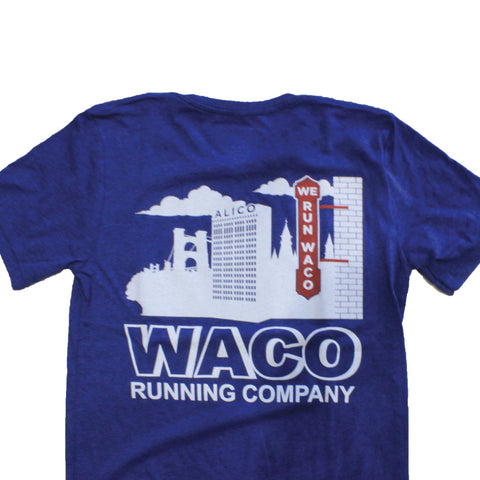 We Run Waco Skyline Shirt