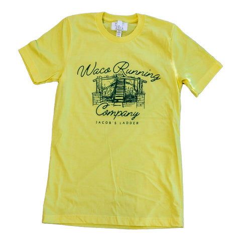 Jacob's Ladder Shirt - Yellow / Green