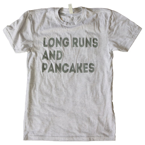 WRC Long Runs and Pancakes Shirt