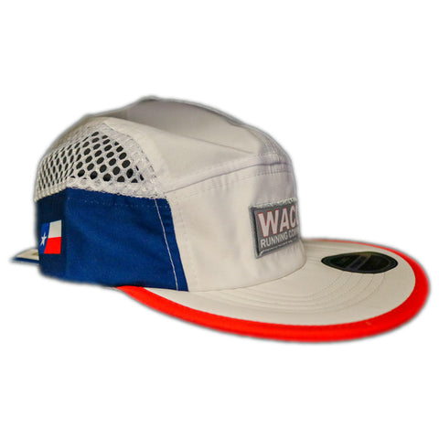 BOCO Gear WRC Custom Red, White and Blue Trail Hat
