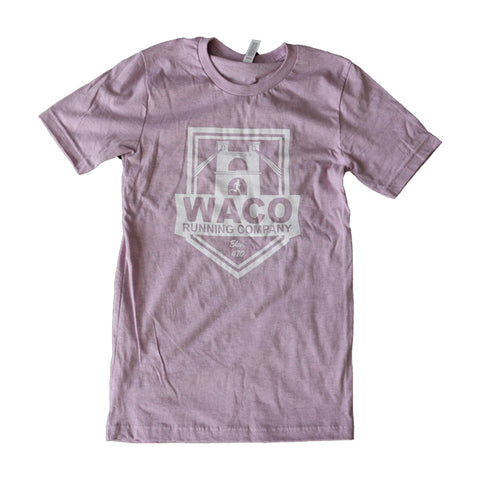WRC Lilac Shield Logo Shirt