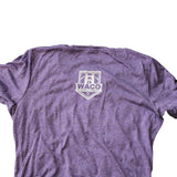 Waco Running Company Women's Tech Tee - Purple