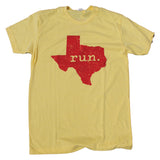 RUN TEXAS - YELLOW