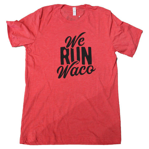 WRC RED WE RUN WACO