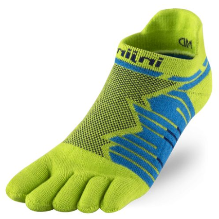Injinji Run Technical No Show Socks