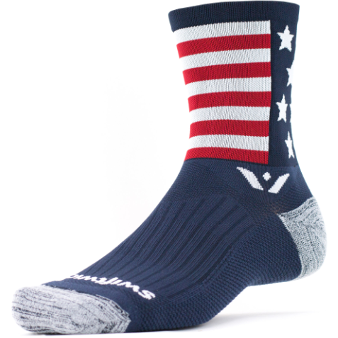 Swiftwick Vision Five Crew Socks