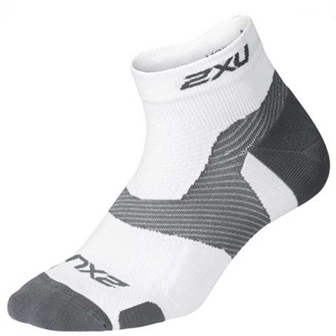 Vectr Light Cushion Quarter Crew Socks