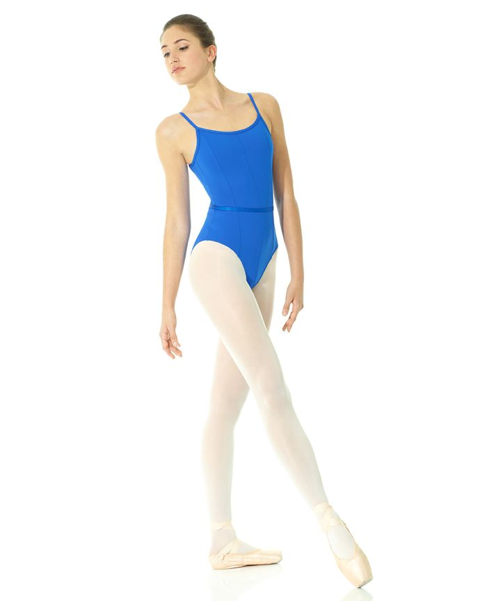 Mondor RAD Adjustable Pinch Camisole Leotard 13520
