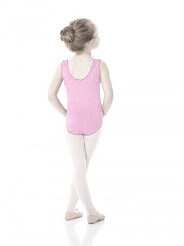 Mondor Cotton Tank Leotard 1645