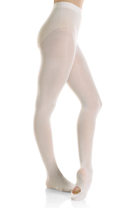 Mondor Ultra Soft Convertible Foot Tight 319