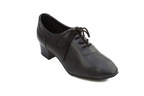 "So Danca Rory Practice Shoe 1.5"" Cuban Heel Shoe BL54"