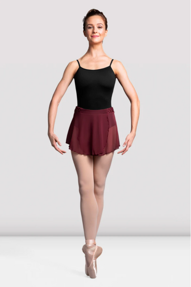 Bloch Maeve Fixed Wrap Skirt
