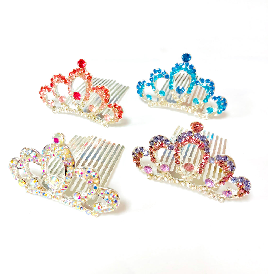FH2 Mini Crown Tiaras