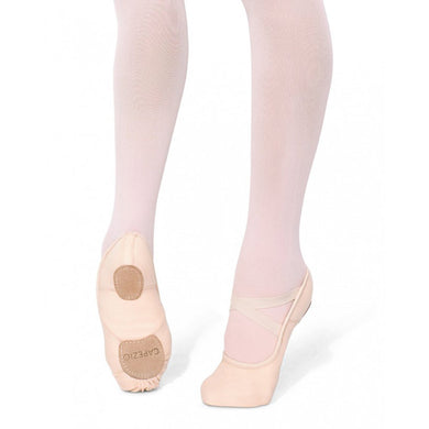 Capezio Hanami Canvas Split Sole Ballet Slipper 2037W