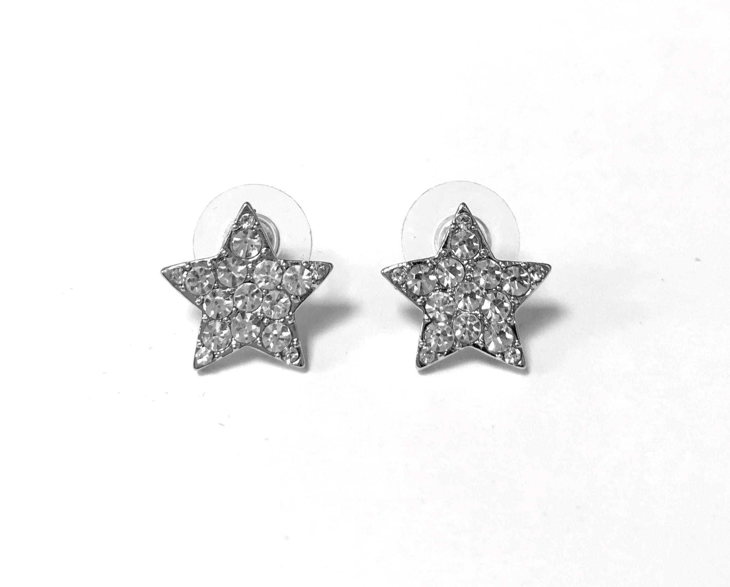 Kissed by Glitter Star Earrings