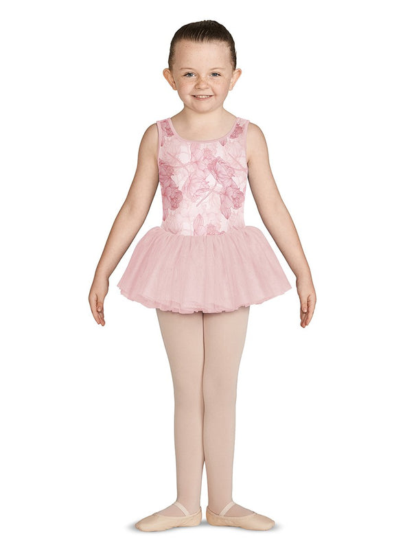 Mirella Girls Tank Tutu Leotard
